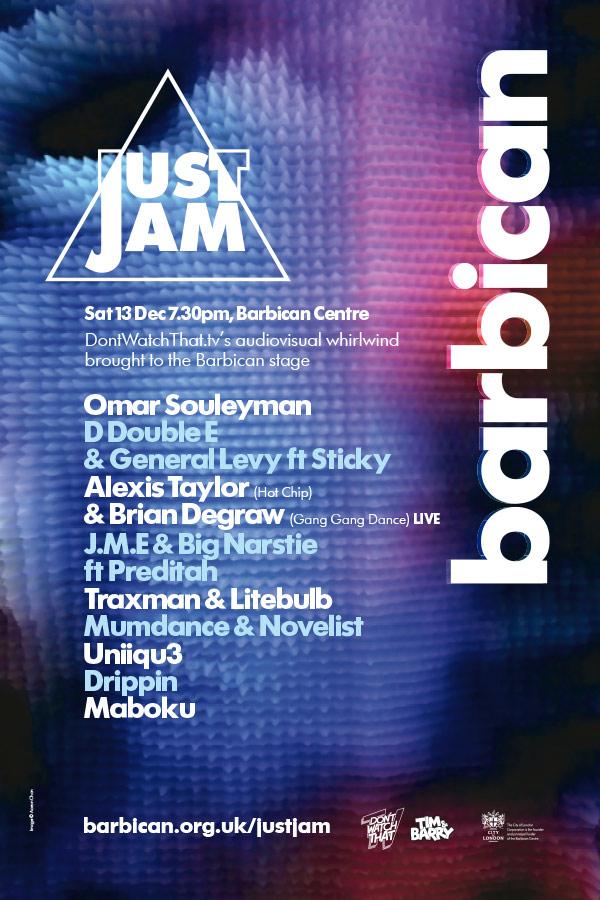 Just Jam Web
